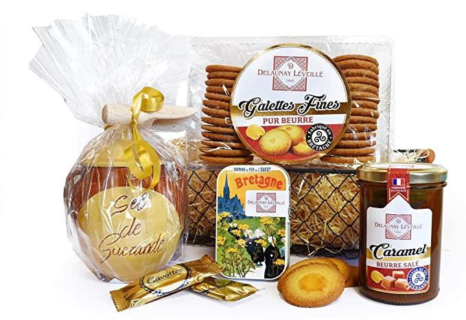 Pourquoi offrir un panier garnis de produits de Bretagne ?