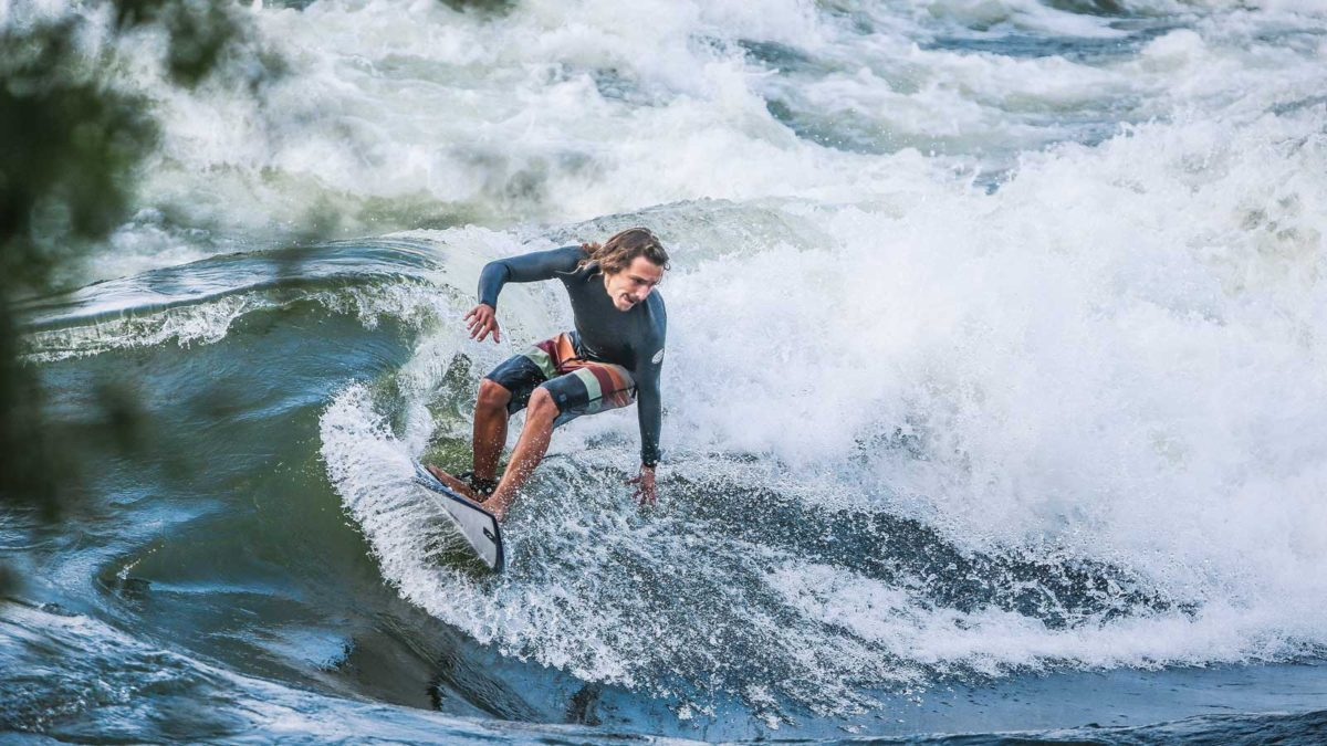 Apprendre le surf à Audierne